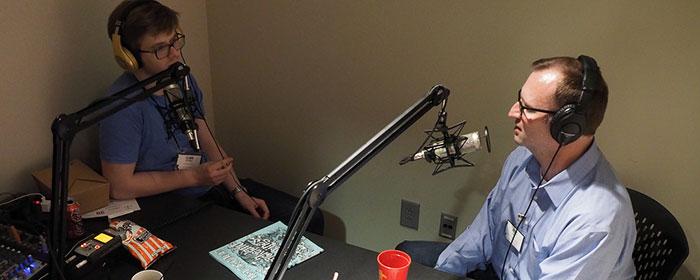Podcasting at PodCamp Nashville 2014